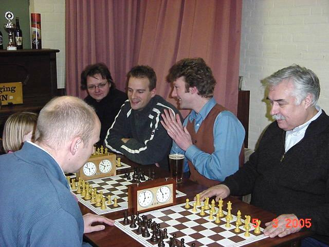 Thomas, Dennis, Ivo, Ulrich